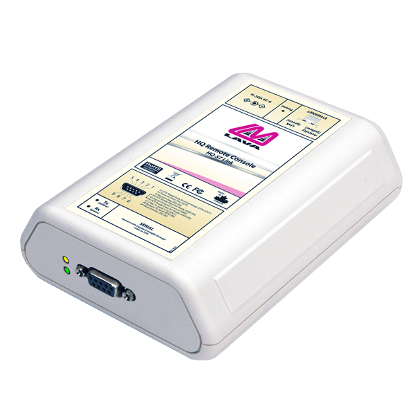 LAVA HQ Remote Console