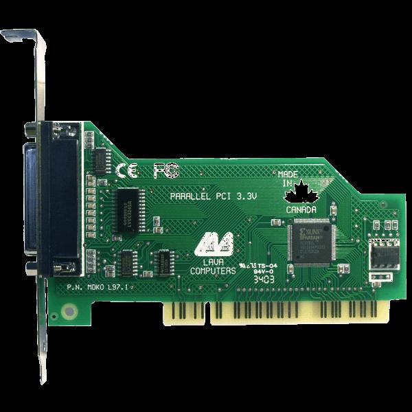 Parallel-PCI 3.3V