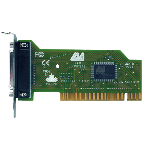 LAVA Parallel-PCI/LP