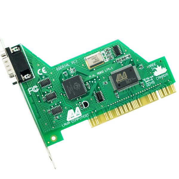 LAVA PCI 1 port RS-232