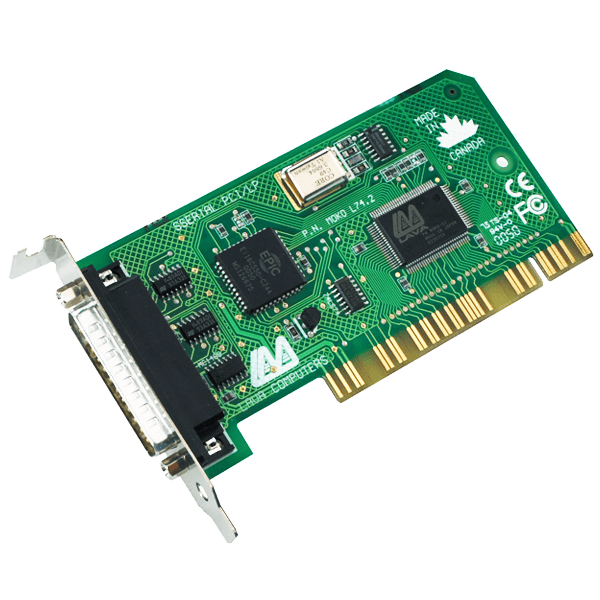 LAVA PCI 1 PORT RS-232 16650 UART DRIVERS (2019)