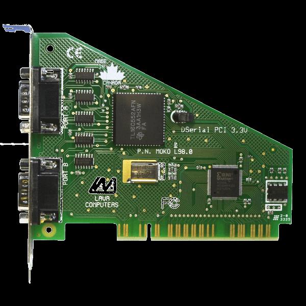 LAVA PARALLEL-PCI 3.3V EPP CARD DRIVER FREE