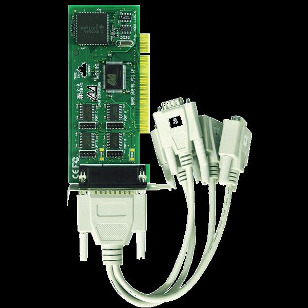 LAVA PCI 4 port RS-232 LP cable