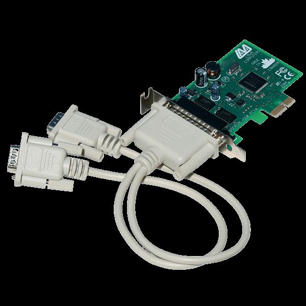 DSerial-PCIe/LP