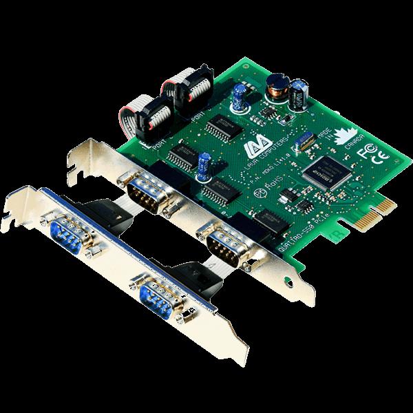 Quattro PCIe