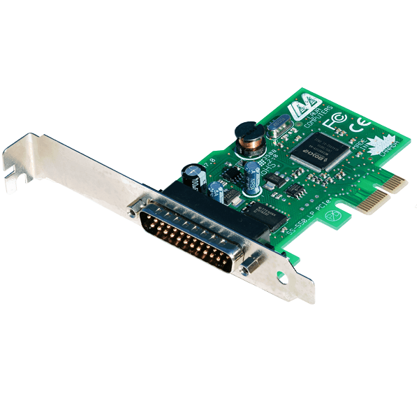 LAVA SSerial PCIe