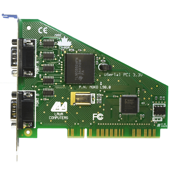 LAVA DSERIAL-PCI 3.3V SERIAL CARD WINDOWS 10 DRIVERS DOWNLOAD